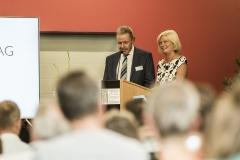 Ulrike Bock und Mathias Raabe