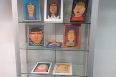 Schaukasten für Kunstprojekte