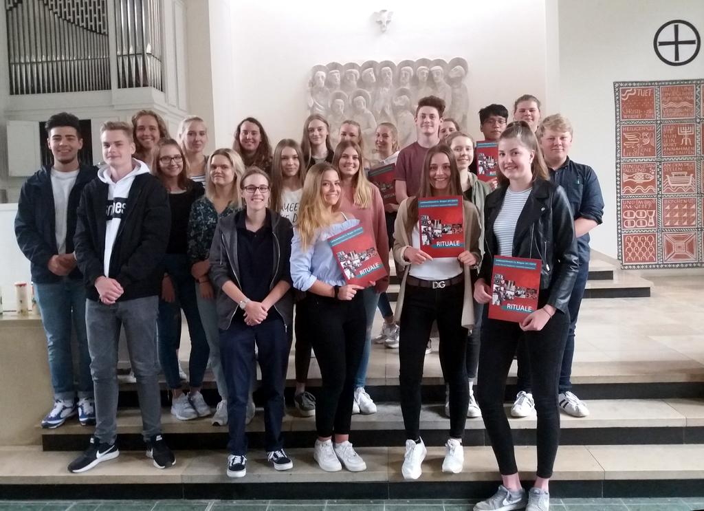 Prämierungen beim Landeswettbewerb der Evangelischen Landeskirche Hannovers; Mette Springer, Sabine Freye