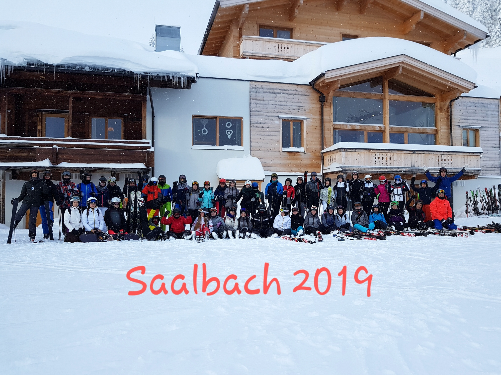 Die Silberkämper in Saalbach 2019